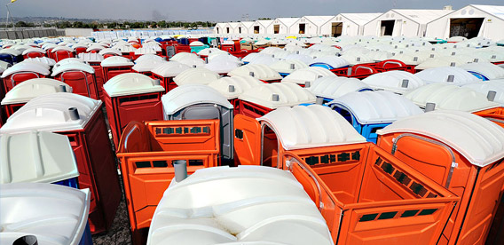 Champion Portable Toilets in Saint Petersburg, FL